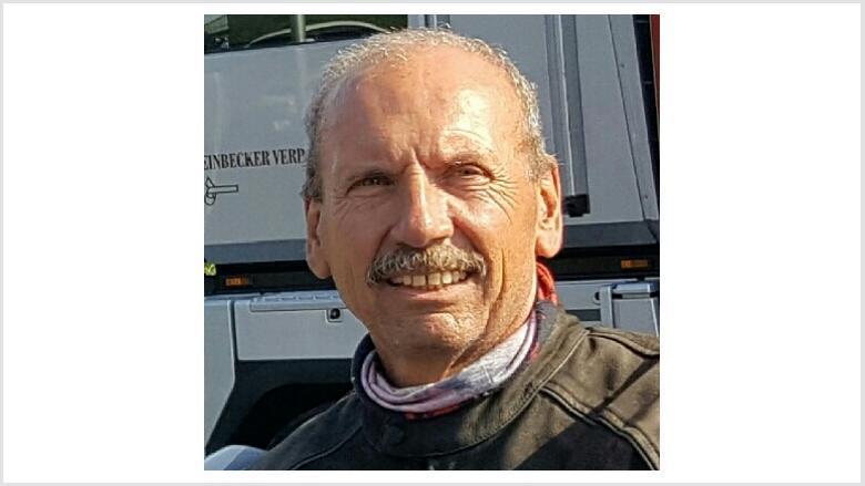 Das Foto zeigt das CDU Mitglied Walter Hauptmann.