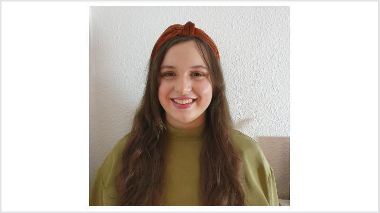 Das Foto zeigt die Unterstützen Helena Peters.