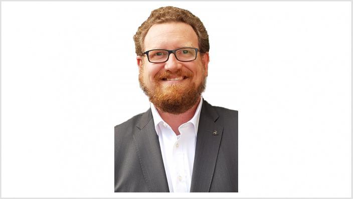 Das Foto zeigt Georg Seidenfuß.