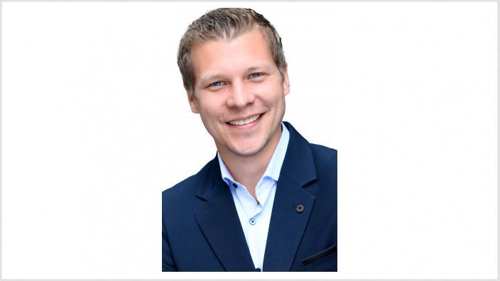 Im Bild zu sehen, Markus Köhler.